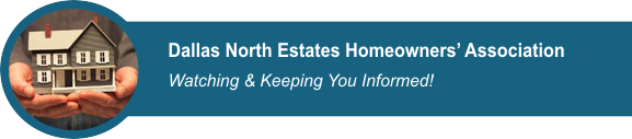 Dallas North Estates Homeowners' Association
