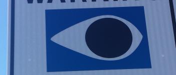 Neighborhood watch eye